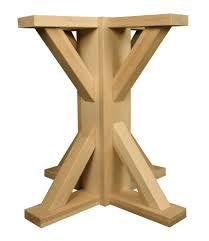 Square Pedestal Kitchen Table Kitchen Table Pedestals Square Pedestal With Braces C
