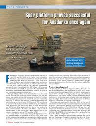 Spar Platform Design Offshore Magazine December 2015 Page 33