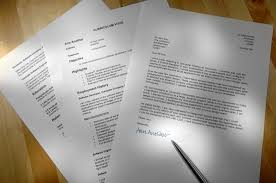 How To Format A Cover Letter