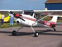 cessna 150 wikipedia  at Wiring Diagram Taxi Light Cessna 150d