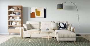 olsen coffee table with shelf
