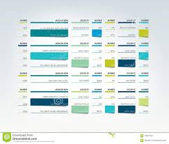 Design Schedule Template Table Schedule Tab Planner Infographic Design Template
