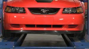 Mustang Mach 1 Chin Spoiler (99-04 GT, V6; 99-01 Cobra) Review ...