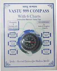 Vastu Compass With 6 Charts