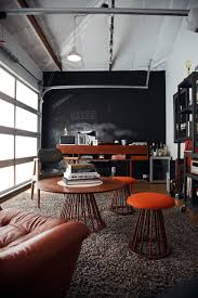 home office in garage. Bring Your A-list Clients Home With This Executive Style Garage-turned Office. Office In Garage T