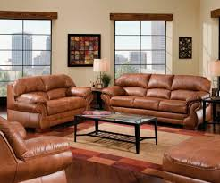 Leather Sofa Sets For Living Room Rediscovering The Elegancy By 10 Brown Leather Sofas Designoursign
