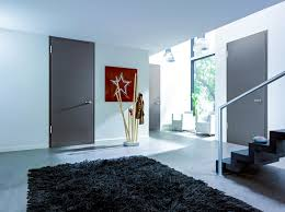 modern painted interior doors. Dark Grey Painted Interior Doors Modern B