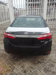 New Toyota Corolla 2015 #6.7m - Autos - Nigeria