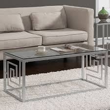 coffee table greek key silver coffee table with glass top silver coffee table sets