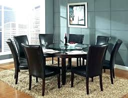 8 seater glass dining table round dining room table for 8 medium size of cm wide 8 seater glass dining table