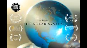 To <b>Scale</b>: The Solar System - YouTube