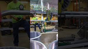 Greenlee 881 Table Bender Chart Bending Offset In 4 Inch Pipe With Hydraulic Greenlee 881 Bender