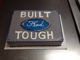 built ford tough logo camo. built ford tough grooms cake with special permission from to use their logo wild camo