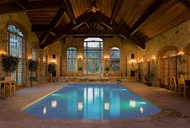 full size of swimming pool classic indoor swimming pool design romantic atmosphere beige natural stone amazing indoor pool lighting