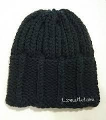 Loom Knitting Hat Patterns Inspiration Loom Hat Patterns 48 FREE Patterns LoomaHat