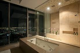 Bathroom Stunning Bathroom Lighting Idea In Building Luxurious - Luxury apartments bathrooms