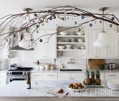 Branch Decorations For Home Simple Christmas Decorating Ideas Why I Decorate  Early For