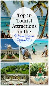 top tourist attractions in the n republic caribbean co the n republic is the most popular caribbean travel destination over 4 6 million people
