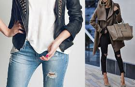 how to make ripped jeans remove the threads
