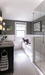 bathroom tile grey subway. Audacious-light-gray-bathroom-floor-stunning-design-grey- Bathroom Tile Grey Subway