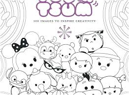 Disney Tsum Tsum Coloring Pages Coloring Pages Index Coloring Pages