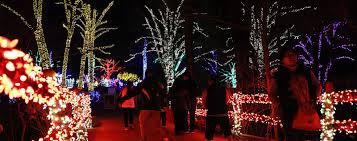 Winter Walk Of Lights November 26 Christmas Light Shows Bull Run Festival More Fairfax