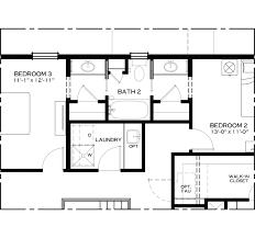 jill bathroom configuration optional: second floor jack and jill bathroom option