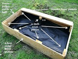 how to build a garden box above ground garden box how to build an above ground