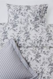 ikea alvine kvist black and white fl double bed sheets duvet want must