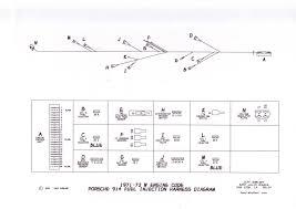 914 wiring shoptalkforums com 1971 72 porsche 914 1 7l w code engine