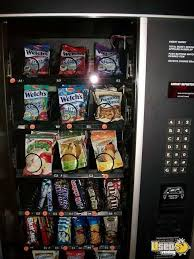 Combo Vending Machines For Sale Used Fascinating USI Selectivend Used Snack Soda Combo Vending Machine For Sale In