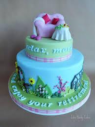 Marys Retirement Cake Cake By Julia Hardy Cakesdecor