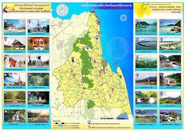 แผนที่ท่องเที่ยว ใน จังหวัดนครศรีธรรมราช - Pantip