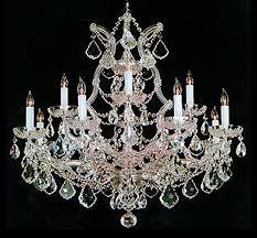 maria theresa swarovski crystal chandelier with regard to stylish property chandelier swarovski crystals plan