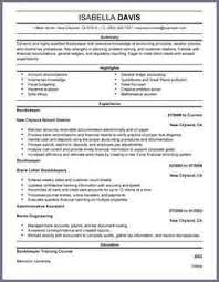 bookkeeping resume bookkeeper accounting finance resume example professional bookkeeping proposal