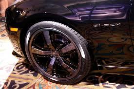 Camaro chevy camaro accessories : LIVE at SEMA 2008: Four Chevrolet Camaro Concepts and Accessories ...