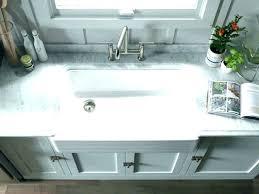 36 farm sink. Beautiful Sink Kohler Farmhouse Sink 36 Photo 1 Of Sinks Farm Steel White  Stainless Offset Bowl   For Farm Sink