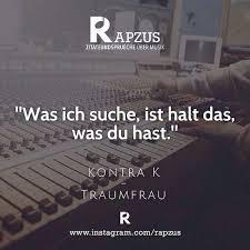 Deutsches Rap Zitat Von Kontra K Song Quotes Rap Zitate Rapper