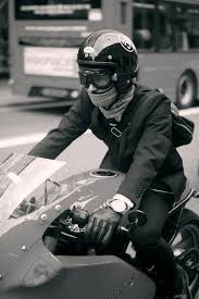 ride to work motorcycle mens suit open face helmet goggles scarf halcyon goggles available at britishmotorcyclegear halcyon goggles