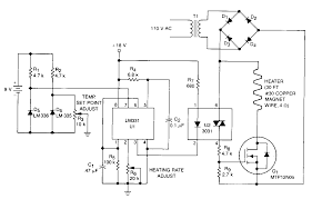 wiring a temperature controller buckeyebride com simple proportional temperature controller circuit diagram 2d2d2d