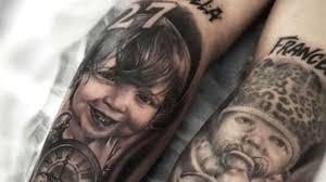Tutti I Tatuaggi Di Icardi Wanda Leoni Figli E Simboli Religiosi