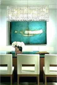 dining room chandelier modern dining room modern