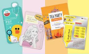 korean sheet masks 10 korean sheet masks for every yes every skin issue beautymnl