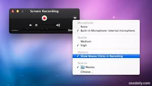 Screen Capture Mac How To Use The Screen Recorder On A Mac Osxdaily
