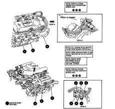 similiar 2002 ford windstar firing order diagram keywords ford windstar 3 0 engine in addition 2001 chevy impala engine diagram