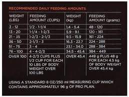 Purina Pro Plan Puppy Large Breed Feeding Chart Purina Pro Plan Savor Adult Shredded Blend Chicken And Rice