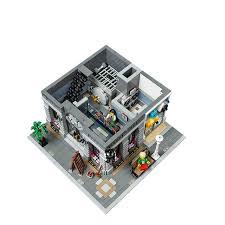 Bộ đồ chơi xếp hình Lego Creator 10251 - Brick Bank - Ngân Hàng Thành Phố