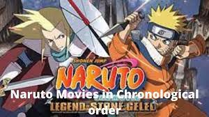 Naruto Movies in Chronological Order. What is the Complete List of Naruto  Movies in Order, How Many Seasons of Naruto are There?