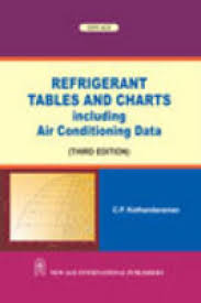 Refrigerant Tables And Charts Including Air Conditioning Data 3rd Edition