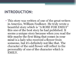 a rose for emily world literature  4